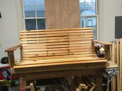 Cedar Swing