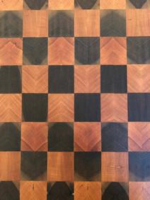 Edge Grain Checker Board