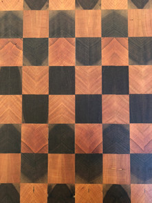 Edge Grain Checker Board