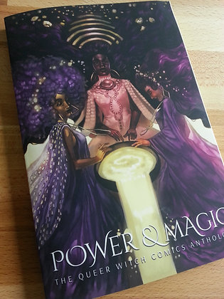 Power & Magic Anthology book