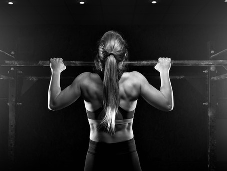 Pull-Ups: The Upper Body Deadlift