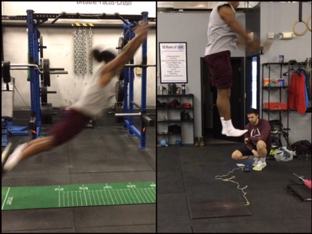 Broad Jump or Vertical Jump: Which Should I Test?