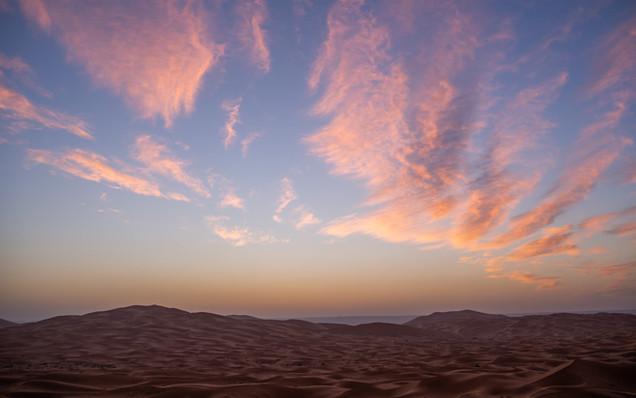 Lumière d'éveil de Sahara