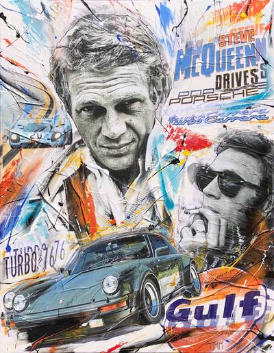 Steve Porsche 76