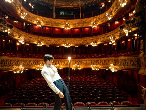 """""""Edmond"""" Théâtre du Palais Royal"""