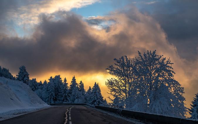 À travers la Savoie