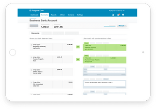 Xero Software on Ipad