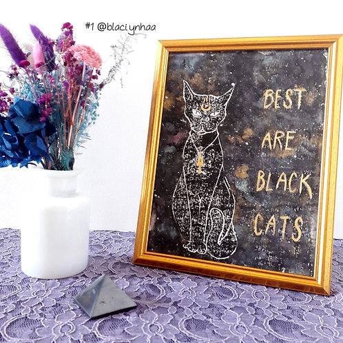 Best are black cats