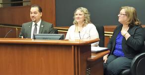 Release: Rep. Lucero's Student Data Privacy Bill Advances