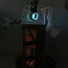 Halloween Spooky House