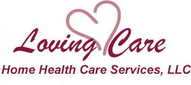 Loving Care Home Health Logo