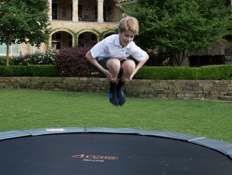 The Ultimate Guide To Installing Your In-Ground Trampoline