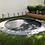 Thumbnail: Avyna Pro-Line FlatLevel Trampoline-14-foot Diameter Round