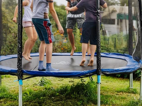 Are Trampolines Good Exercise For Adults?