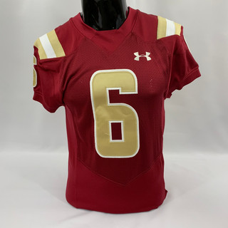 Maroon and Gold