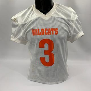 White and Orange Wildcats