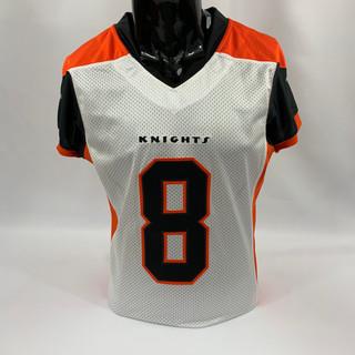 White, Orange, Black Knights (NR)