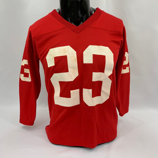 70's Red Long Sleeve