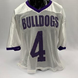 White/Purple Period Bulldogs