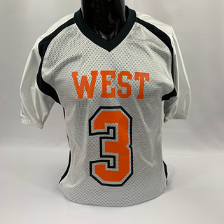 White, Orange, and Black WEST