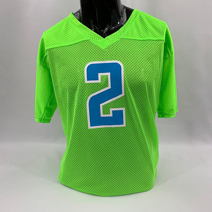 Lime Green/Carolina/White - Practice