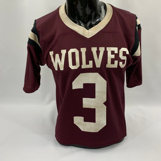 1980's Maroon Wolves