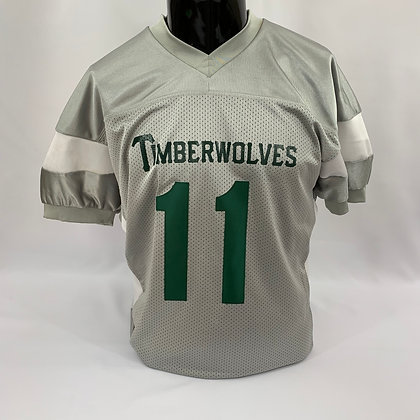 TIMBERWOLVES Silver/Forest