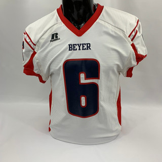 White and Red Beyer