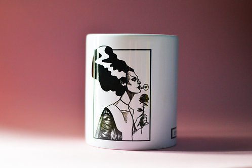 Taza Wife of Frankenstein