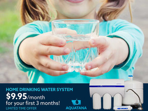 Home Drinking Water System