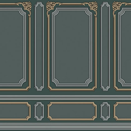 2576-3 | Papel de Parede 1.06x15.6 M