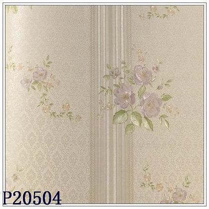 P20504 | Papel de Pared 0.53M*10M