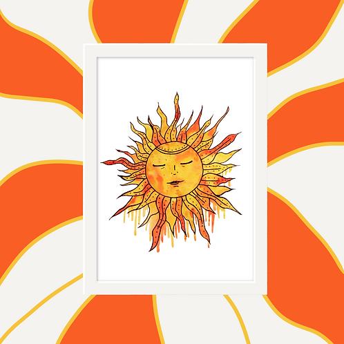'Sunny Sunny' Wall Art