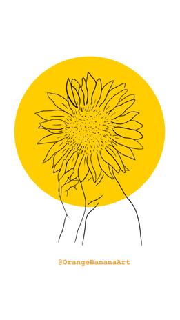 Sunflowers on My Mind