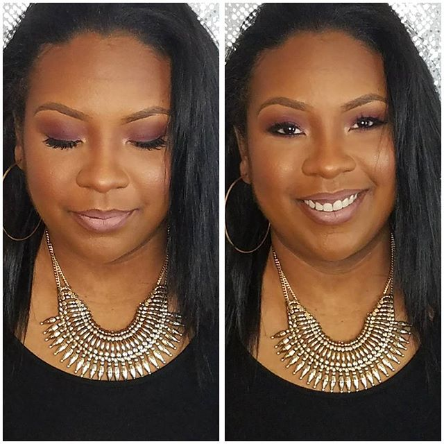 Glam session with my soon to be sister!! Perfection!!! _lvalkyriej__#burtonbeauty #seattlemua #seatt