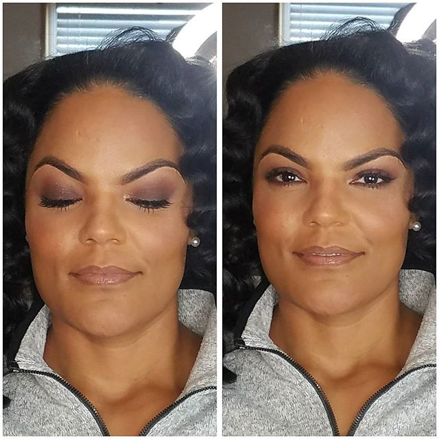 Thank you  _quandequande for referring this beauty to me.jpg Those  #brows and cheekbones to die for