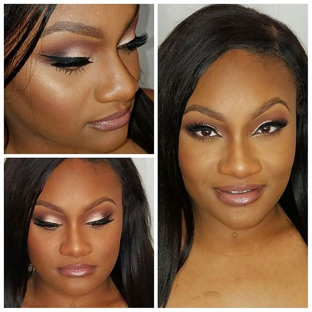 How gorge is this beauty!! Second year _rareboobytch has been in my chair for her birthday glam sess