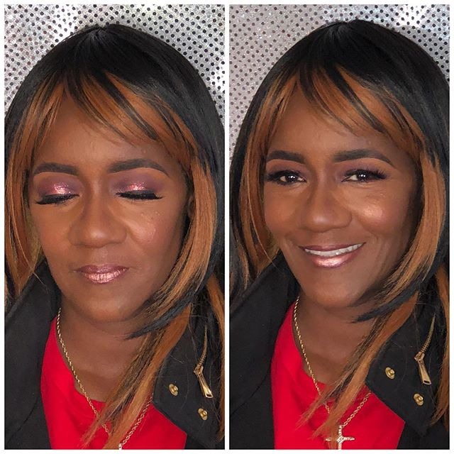 Another day another slay!!!_💋💋💋_#burtonbeauty #seattlemua #seattlemakeup #seattleweddings #seattl