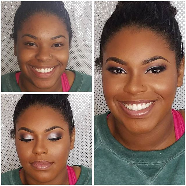 Another prom beauty! Thank you _prudent.woman for the referral. Ms. Nija was a pleasure and yet anot