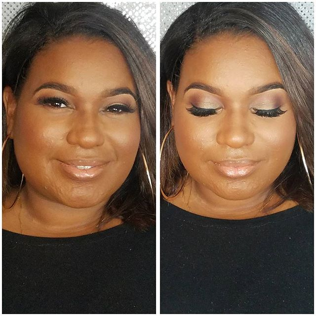 Thanks to _jazztherealtor i got to glam this beauty as well. Yall better watch out