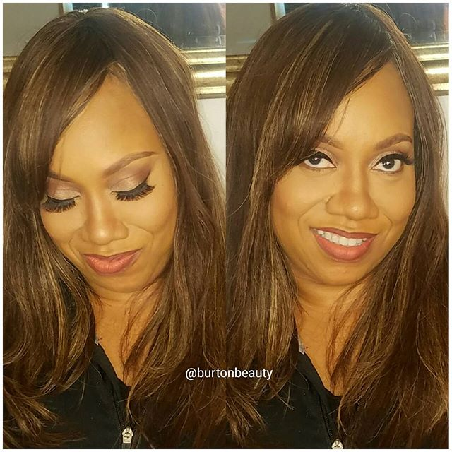 So Ms. _iamprettyerica might be the only who i would pay to do her makeup just because she entertain