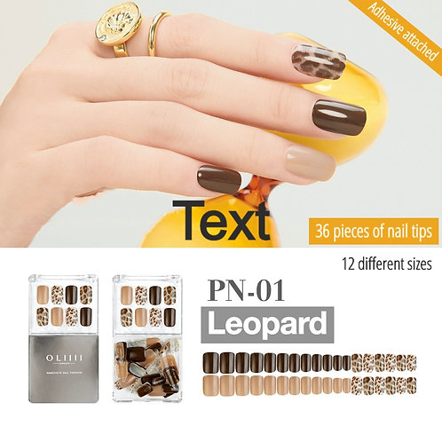 All-in-1 Press on Nail Tips