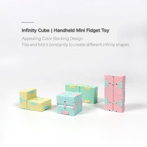 Infinity Cube | Handheld Mini Fidget Toy