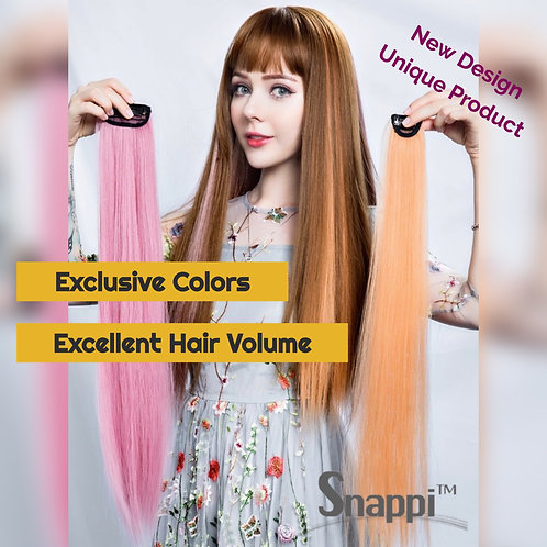Combo 5 | Snappi™ Clip-In Hair Highlights