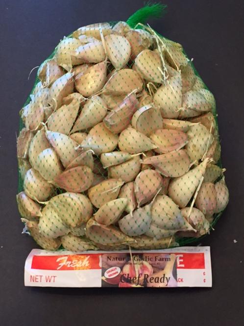 Loose Chef Ready Garlic Cloves / Priced per lb