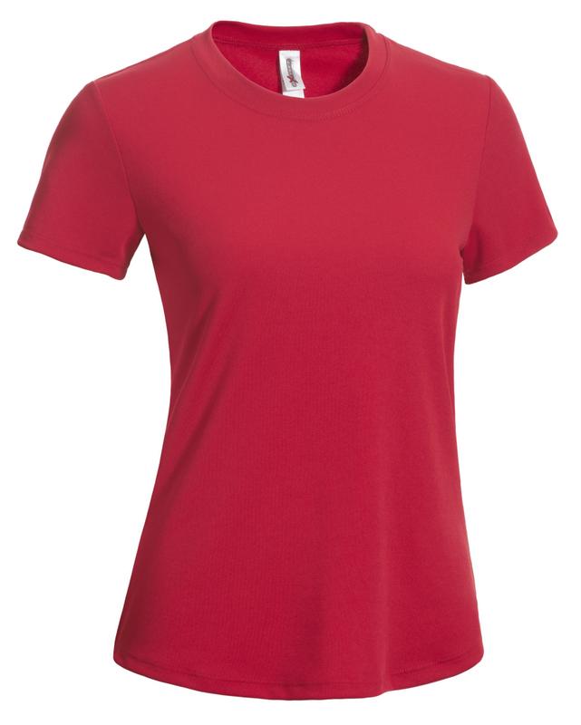 Women's Tee red