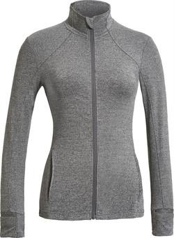 Women's Full Zip Training Jacket Heather F
