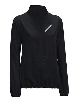 Women's run away jacket black