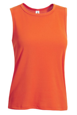 Women's Singlet orange