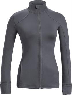 Women's Full Zip Training Jacket Graphite F